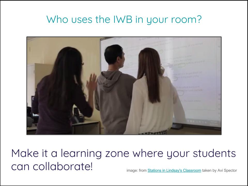 IWB Zone